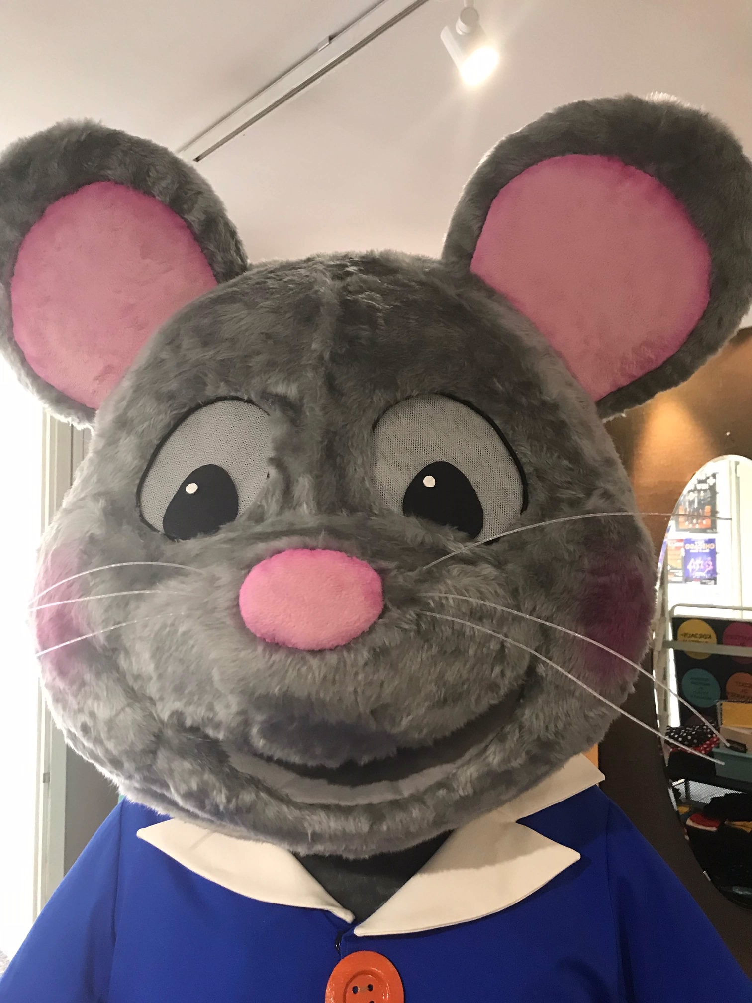 Terveystalon hipsuli hiiri