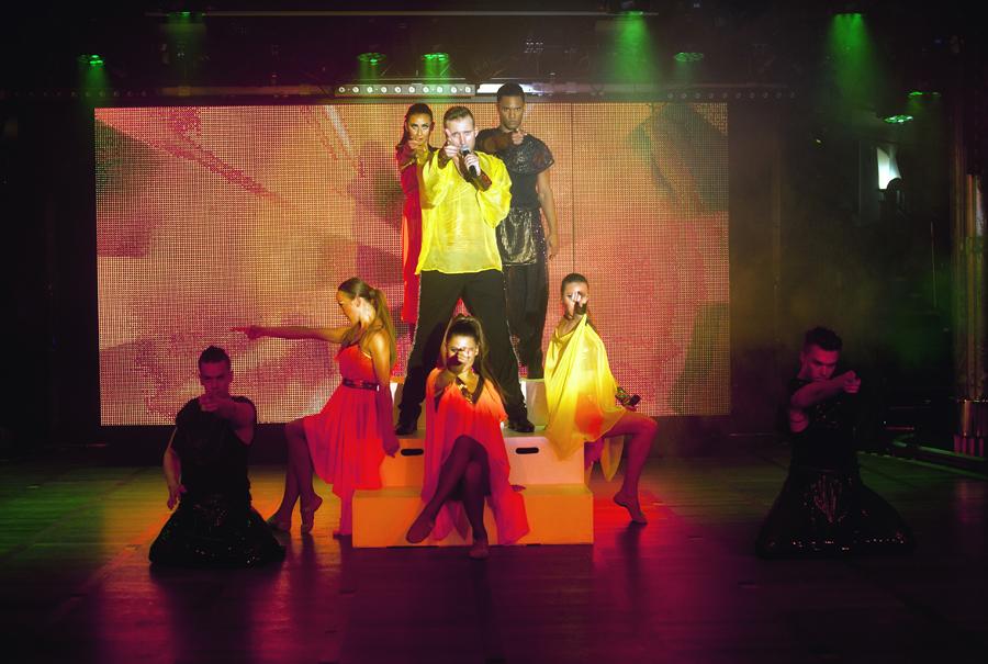 Esiintymisasut - Eurovision Show