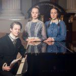 Suunnittelu ja puvustus: Sibelius 150-vuotta juhlanäytelmä